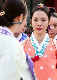 Korea, Joseon Dynasty, Jjokjin Meori Style
