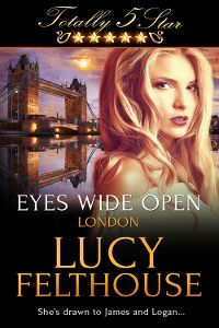 My latest novel, Eyes Wide Open, is out TODAY! <3