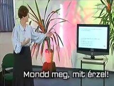 """Bagdy Emőke: Lélek-Tantörténetek 5. rész """"Lehet-e erőszakmentes az önérvényesítés?"""" 2009.02.10. - YouTube Hungary, Reiki, Emo, Emo Style"""