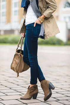 MY FALL DENIM PICK WITH NORDSTROM