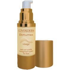 CoverDerm Botumax Visage 1 oz. at www.bebeautiful.com Skin Care Treatments, 1 Oz, Shampoo, Personal Care, Bottle, Face, Skincare, Beauty, Products