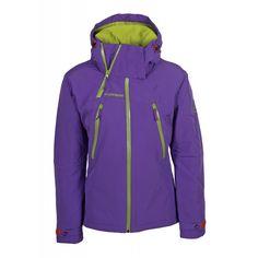 kr. 1999,-  Gudbrandsdalen jakke er en myk og vattert jakke til kalde dager. Jakken har praktiske detaljer spesielt utviklet for alpint bruk.