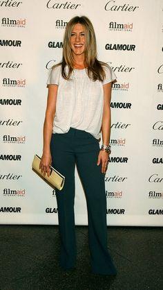 Jennifer Aniston - Glamour Reel Moments