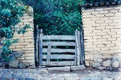 puerta de golpe