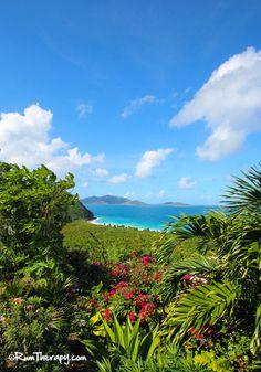 Overlook of Long Bay, Tortola