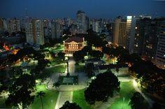 Praça da República (Belém do Pará)-Pará-Brasil