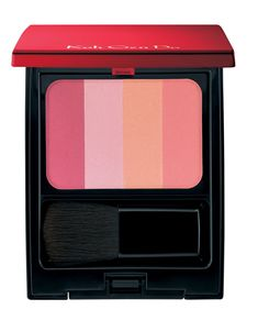 Customize your flush with this pressed blush quad, featuring four warm shades. Koh Gen Do, Beauty Trends, Minerals, Quad, Palette, Blush, Makeup, Shades, Warm