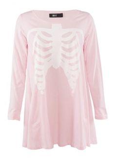 Iron Fist Wishbone Trapeze Dress | Attitude Clothing