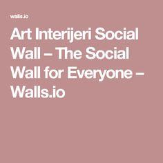 Art Interijeri Social Wall – The Social Wall for Everyone – Walls.io