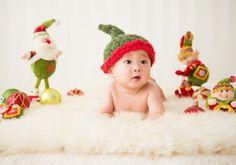 fotos de natal bebê