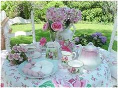 For my summer garden party