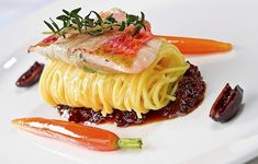 Оригинальные идеи в оформлении и подаче блюд европейской кухни от Ашвани Виаса…
