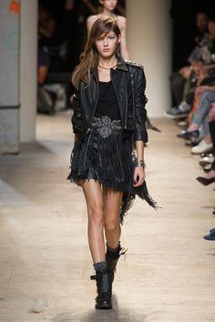 Défilé Zadig & Voltaire   Spring/Summer 2014   Paris Fashion Week