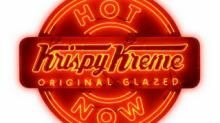 Krispy Kreme, Doughnut, Cookie Cutters, Hot, Glaze, The Originals, Enamel, Display Window