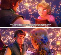 I see the light. OH THIS IS SUCH A WONDERFUL LOVE STORY! Thank you Disney!!!!!!!!!!!