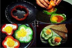 DIY Flower Shaped Eggs food diy crafts diy crafts food crafts home crafts diy food diy breakfast diy cooking