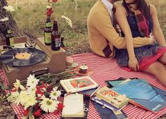 Engagement Photoshoot Ideas   From Shannon Nicole Smith via Rock 'n Roll Bride