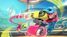 Some Switch games won't force motion controls, including Arms: One of the things I loved about the Wii U is how much Nintendo backpedaled…