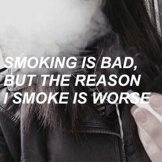When i start to smoke