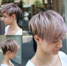 Love it!!! Cut AND Color!!