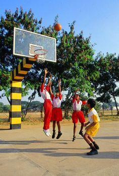 Sports Activities in Edify School Patna