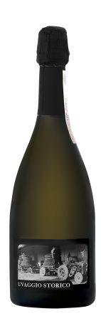 L'Uvaggio Storico è un grande Prosecco che riprende una tradizione, quella di non usare solo uva Prosecco (Glera), ma anche i vitigni autoctoni rari Verdiso, Perera e Bianchetta Trevigiana.