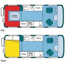 Image result for van conversion floor layouts