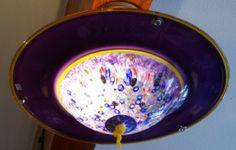 Art glazen parfumflesjes - glaskunst uit de Galerij Kela's