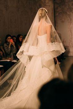 Bridal Week Bridal Fall 2015 / Wedding Style Inspiration / LANE (instagram: the_lane)