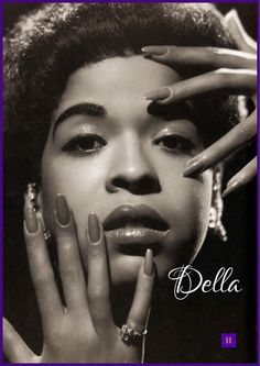 Beautiful Legendary Della Reese<———-Always a beautiful, talented, funny, and religious woman! Black Actresses, Black Actors, Black Celebrities, Celebs, Vintage Black Glamour, Vintage Beauty, Black Girls Rock, Black Girl Magic, Della Reese
