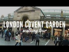 London's Covent Garden Walking Tour Video – London Sightseeing Tour. Routey - a travel platform for creating and sharing walking tours.