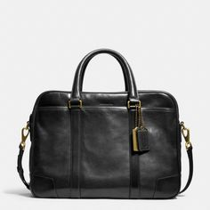 The Bleecker Commuter In Leather from Coach