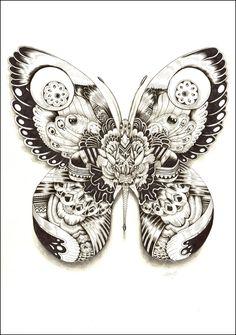"""""""Butterfly Effect Part 1"""" Iain Macarthur"""