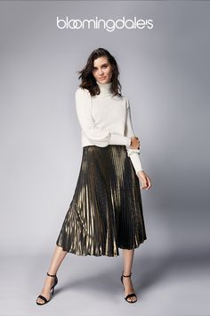 Elevate your look with new dresses, blazers and sweaters from the iconic label. Skirt Outfits, Cool Outfits, Winter Outfits, Ralph Lauren Womens Clothing, Ralph Lauren Skirts, Church Fashion, Beautiful Outfits, Beautiful Clothes, Fall Skirts