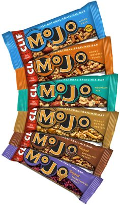 My FAV <3 Peanut Butter Pretzel! A delicious way to energize your day. Grab a MOJO and go!  http://www.clifbar.com/food/products_mojo/