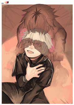 Ken / Hide / by 旧下 >>that's okay I didn't need my heart