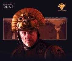 House Corrino: Padishah Emperor Shaddam Corrino IV by Deimos-Remus on deviantART