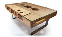 MixTape Coffee Table ~ Jeff Skierka Designs