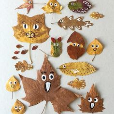 fun projects for kids schools / fun projects for kids . fun projects for kids at home . fun projects for kids crafts . fun projects for kids easy . fun projects for kids schools . fun projects for kids diy Kids Crafts, Leaf Crafts, Fall Crafts For Kids, Toddler Crafts, Diy For Kids, Arts And Crafts, Kids Fun, Kids Nature Crafts, Autumn Art Ideas For Kids