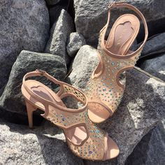 Exclusive preview of Nour Jensen collection coming Spring Summer 2015 #behindthescenes #nourjensen #luxury #shoes #lifestyle