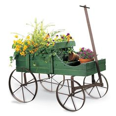 This wagon planter will look so cute on your front porch! Add some pretty plants to this little ride, and you'll have the sweet farmhouse flair you've been wanting to give your outdoor space. Plus, how can you say no to 60% off?
