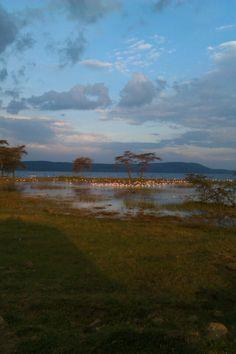 Lake Nakuru National Park in Nakuru, Nakuru