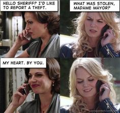 SwanQueen❤️❤️ I want a girl who will call and tell me this