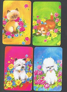 puppies and kittens set