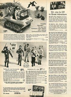 G.I. Joe JCPenny 1974