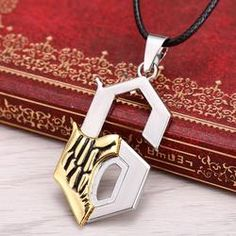 Bleach Grimmjow Necklace - Mythical Merch