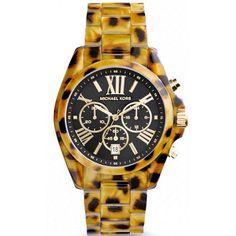 Reloj #MichaelKors MK5904 Bradshaw animal print http://relojdemarca.com/producto/reloj-michael-kors-mk5904-bradshaw/