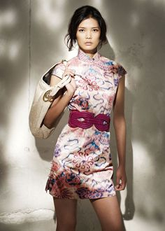 Shanghai Tang women fashion