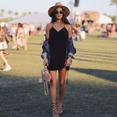 What to wear to Coachella | Blank Itinerary