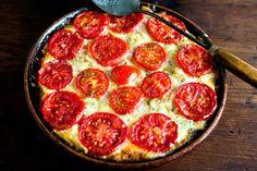 Provençal Squash and Tomato Gratin
